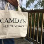 small Camden tote