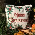 balsam pillow Merry Christmas