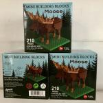 Mini building blocks- moose