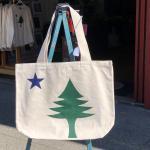 Tote bag- Maine Flag